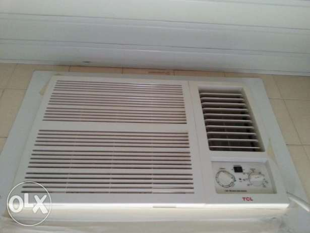 TCL 1.5 tons window ac