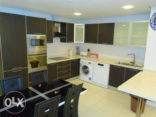 2 Bedroom Beautiful Apartment fully furnished in Umm al hassam