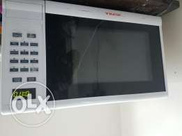 supra microwave oven very good condition