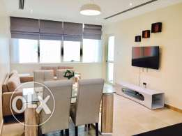 Luxury brand new one bedroom apartment in Juffair.