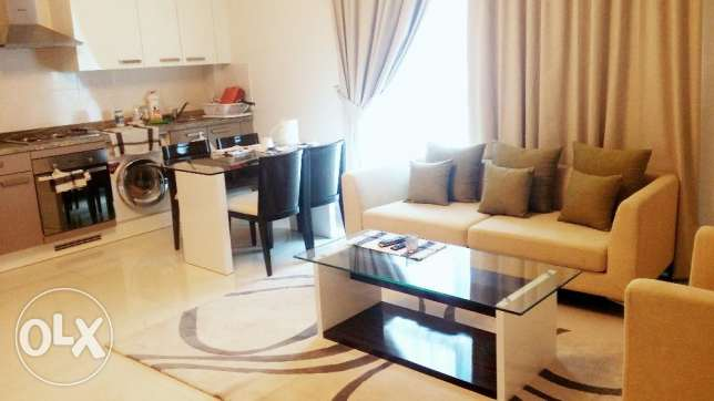 A Laudable Furnished Apartment For Rent!