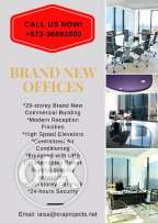 BRAND NEW Offices Available For RENT!