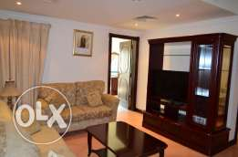 JUFFAIR- 1 Bedroom furnished with Gym/Pool/Internet/Jacuzzi