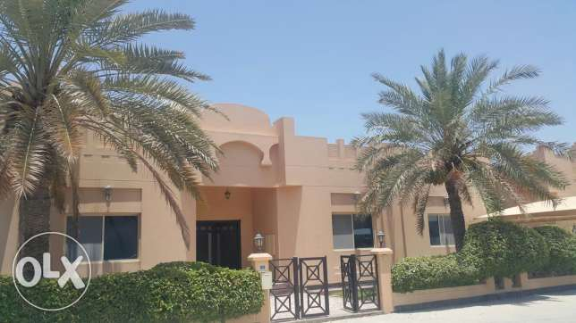 Luxury Single storey compound villa for rent in Barbar