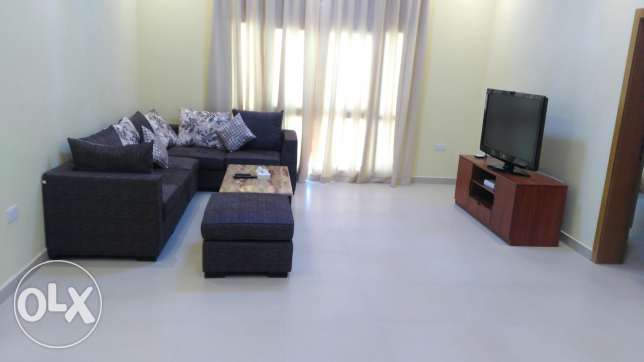 New 3BR Fully furnished apartment for rent السيف -  1
