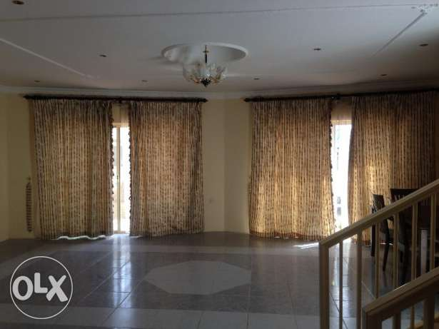 small compound 3bd semifurnished villa in zinje rent 700