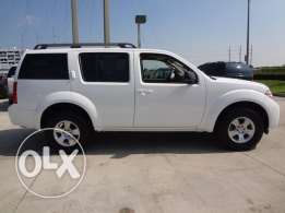 7 Seat SUV For Rent - Nissan Pathfinder 2012