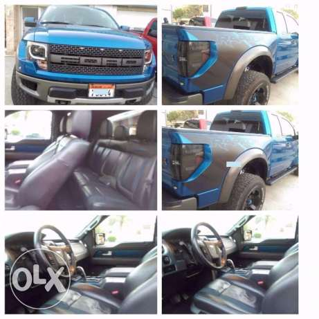 Ford Raptor 2012 good vehicle