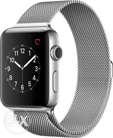 Apple Watch 42mm Series 2 with Milanese Loop for sale ...