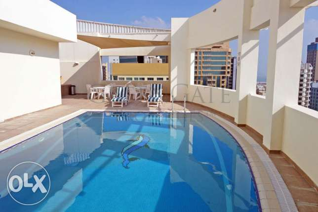 4br Duplex Penthouse with Open Sea Views