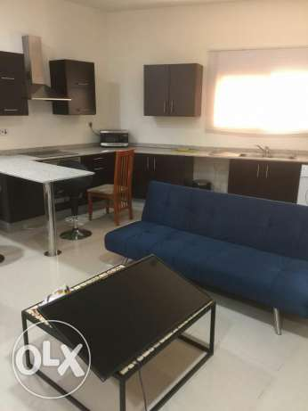 Studio for rent in saar near by St.school and Nkheel mall BD:280