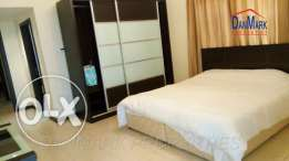 2 Bedroom Fully Furnished Apartment is available for BD 500/ Inclusi