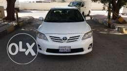 Toyota Corolla XLI Full Automatic Very Good Condition 2013 Model