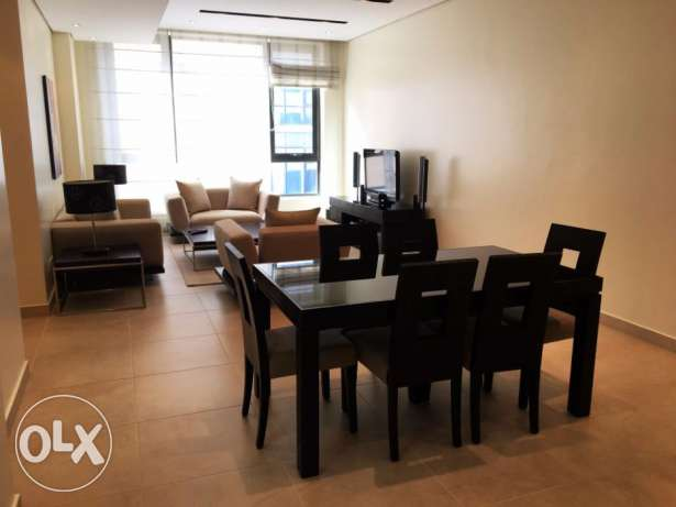 Distinctive 2 Bedroom Furnished Suite for Rental In Sanabis