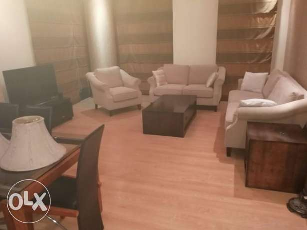 Beautiful,affordable fully furnished 2bedrooms flat for rent /Sanabis