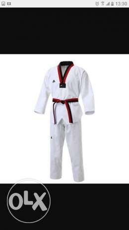 Taekwondo uniform for boy /girl
