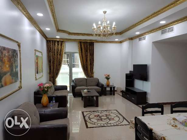 Super delux modern fully furnished 2 bhk apartment.