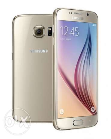 For Sale Samsung S6 Dous 32GB Gold In Excellent Condition
