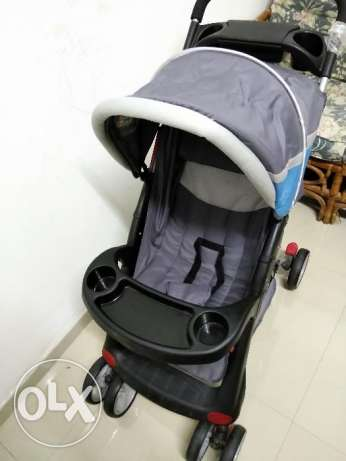 Stroller - rarely used