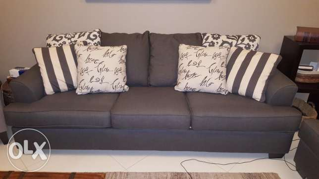 American sofas 3+2 seaters
