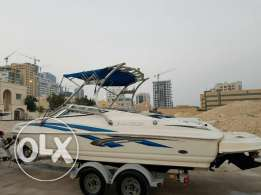 2009 Larson Senza 206 boat for sale.