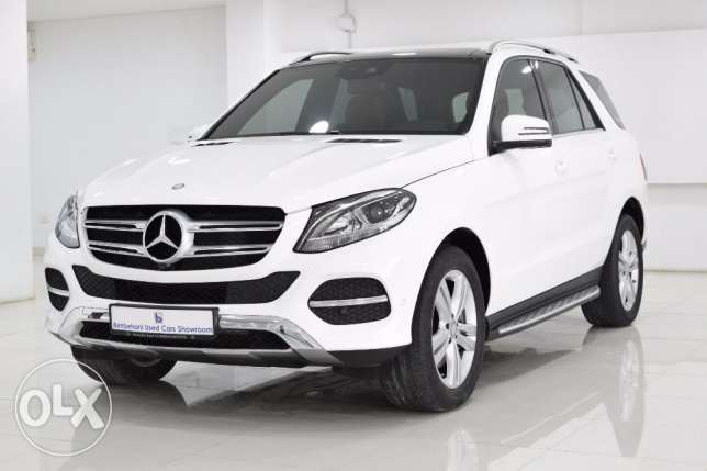 Mercedes benz GL400 4matic2016 for sale in Bahrain
