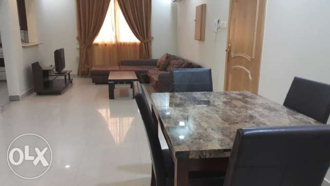 2 BEDROOMS Fully FurnishedApartment in New Janabiya