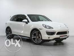 Porsche Approved Cayenne S Tiptronic WHITE 2011