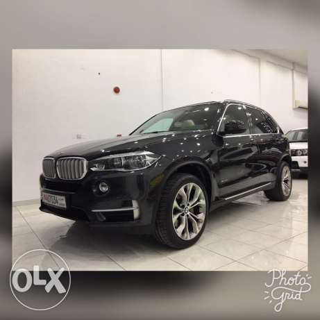 BMW X5, 5.0i, 2014, 17,000km ONLY