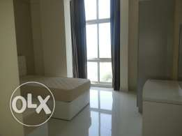 Brand new 2 bed room for rent in UM AL HASSAM