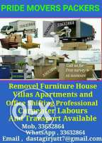 House shifting moving packing removing and fixing