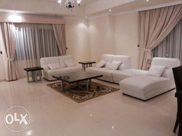 Luxury 3 bedroom fully furnished apartment for rent at Mahooz