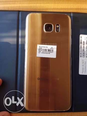 samsung s7 edge gold platinum 64gp