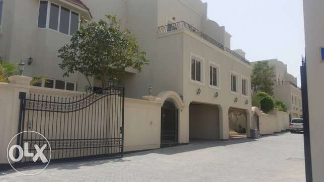 Semi furnished villa with private pool in Riffa