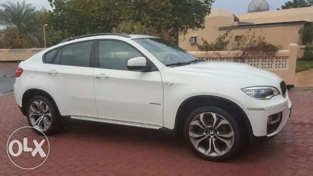 Bmw x6 model 2013 euro motor maintained. Only 53000km. Price 14000