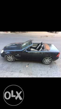 Mercedes bens model 1999 Slk200 engine and gear very good condition ru
