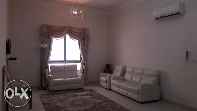 Janabiyah:- 2Bhk Fully Furnished Flat Available on Rent..