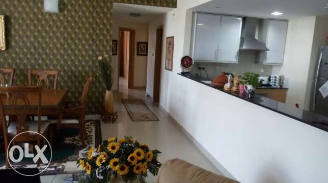 Available now for Sale in Amwaj 3 bedroom apartment جزر امواج  -  8