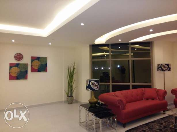 2 Bedroom f/furnished spacious Apartment in New hidd
