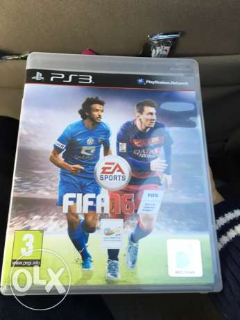 FIFA 16 for PS3
