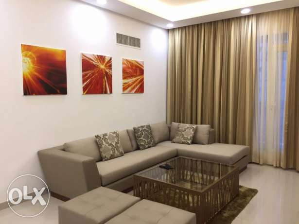 2 Bedroom amazing flat in NEW HIDD/ Fully furnished with facilities جفير -  4