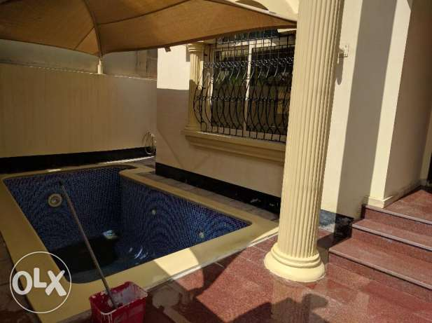 4 Bedroom semi furnished villa with private pool - all inclusive