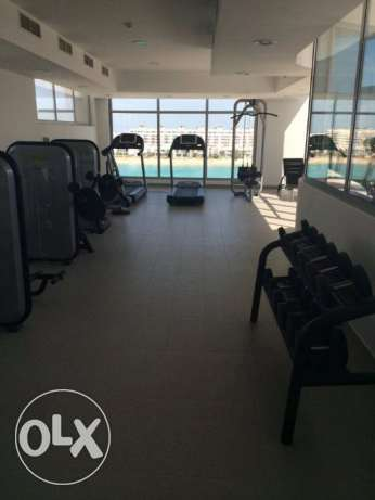 For rent luxury apartments fully furnished two floors in amwaj