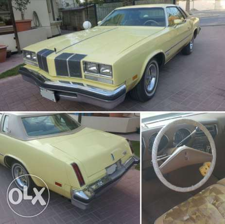 اولدزموبيل كتلس سبريم oldsmobile cutlass supreme