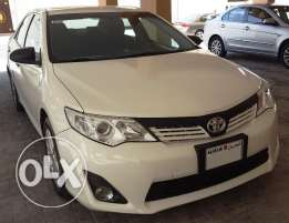 Toyota Camry 2012 in excellent condition