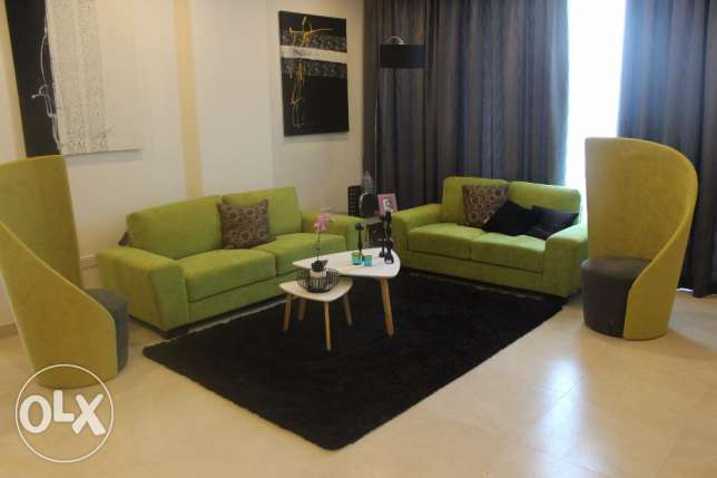 Brand new Gorgeous 2 BR in Amwaj