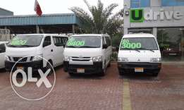 For sale Toyota (2014),Nissan (2014),Mitsubishi (2013) mini busses
