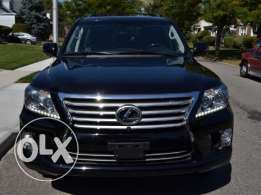Lexus LX 570. low milage. and loan facility available