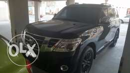 Nissan Patrol 2013 (Platinum - Full Option)Agent maint. URGENT SALE