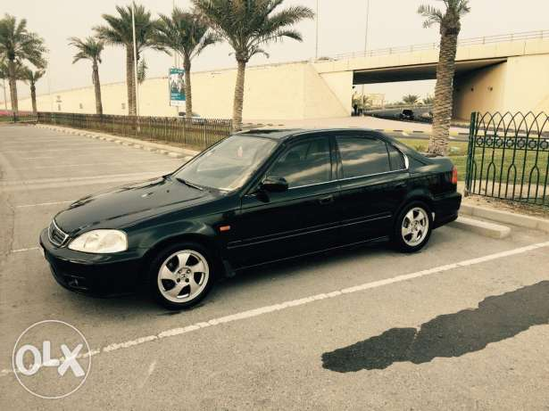 honda civic 1999 passing one year whatsapp